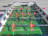 Table football — Stock Photo