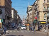 Via Torino in Milan — Foto de Stock