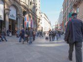 Milan Italy — Stock Photo
