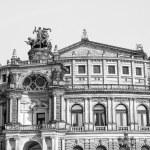 Dresden Semperoper  — Stock Photo #70877477