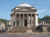 Gran Madre church Turin — Stock Photo