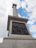 Nelson Column in London — Fotografia Stock
