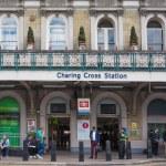Charing Cross in London — Stock Photo #75869663