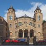 ������, ������: Abbey Road baptist church in London