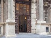 Museo Egizio in Turin — Stock Photo