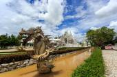 The Devil status at White Temple - Wat Rong Khun in Chiang Rai — Stock Photo