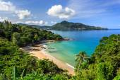 Laem Sing Beach, Phuket, Thailand — Stock Photo