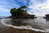 东方古庙,海神庙,印度尼西亚巴厘岛. — 图库照片