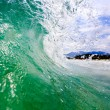 Close-up view of a powerful ocean wave — Stock Photo #66866067