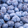 Fresh Blueberries pile — Stock Photo #62109941