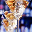 Martini cocktail in bar — Stock Photo #62116413