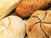 White homemade bread — Stock Photo