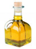 Bottiglia di olio d'oliva — Foto Stock