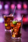 Cocktails Collection - Cuba Libre — Stock Photo