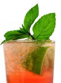 Cocktail Mai Tai — Stock Photo