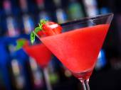 Cocktails Collection - Strawberry Daiquiri — ストック写真