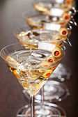 Cocktails Collection - Martini — Stock Photo