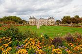 Luxemburg Garden, Paris — Stock Photo