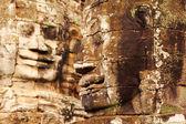 Bayon Temple, Angkor Wat, Cambodia — Stock Photo