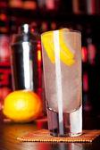 Cocktails Collection - Jin Fizz — Stock Photo