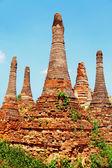 Sagar, Lake Inle, Myanmar — Stock Photo
