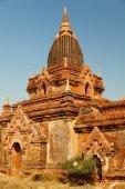 Gamla pagoder i bagan, myanmar — Stockfoto