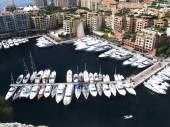 Luxury yachts in Monaco — Stock Photo