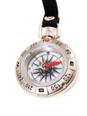 Compass isolated on white — Stock Photo