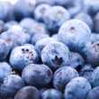 Blueberries pile background — Stock Photo #62253519