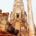 Wat Phra Mahathat, Ayuthaya — Stock Photo #62256451