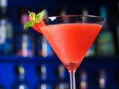 Daiquiri alla fragola cocktail — Foto Stock