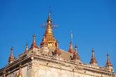 Ancient pagoda in Bagan — Stock fotografie
