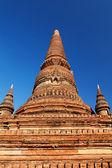 Pagoda starożytnych w Bagan, Myanmar — Zdjęcie stockowe