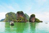Phang Nga archipelago, Thailand — Stock Photo