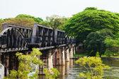 Death Railway, Thailand — Stock Photo