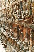 храм ангкор ват, камбоджа — Стоковое фото