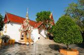 Wat Phrathat Doi Suthep, Thailand — Stock Photo