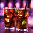 Cocktails Collection - Cuba Libre — Stock Photo #62355891