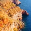 Cliffs near Fira, Santorini — Stock Photo #62399167