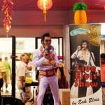 Elvis night show in Phuket — Stock Photo #63277729
