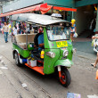 Tuk-tuk in Bangkok, Thailand — Stock Photo #63278449