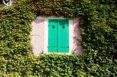 Monet's house in Giverny — Stock Photo