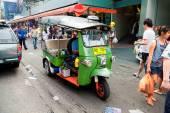 Tuk-tuk in Bangkok, Thailand — Stock Photo