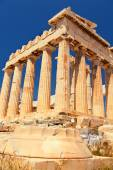 Parthenon at Acropolis, Athens — Stock Photo