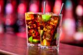 Cocktails Collection - Cuba Libre — Fotografia Stock