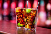 Cocktails Collection - Cuba Libre — Stockfoto