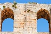 Parthenon v Akropoli, athens — Stock fotografie