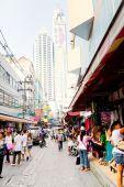 Bangkok city center — Stock Photo