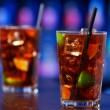 Cocktails Collection - Cuba Libre — Stock Photo #63298467
