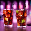 Cocktails Collection - Cuba Libre — Foto de Stock   #63311311